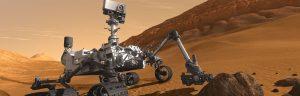 curiosity rover on mars technical staff